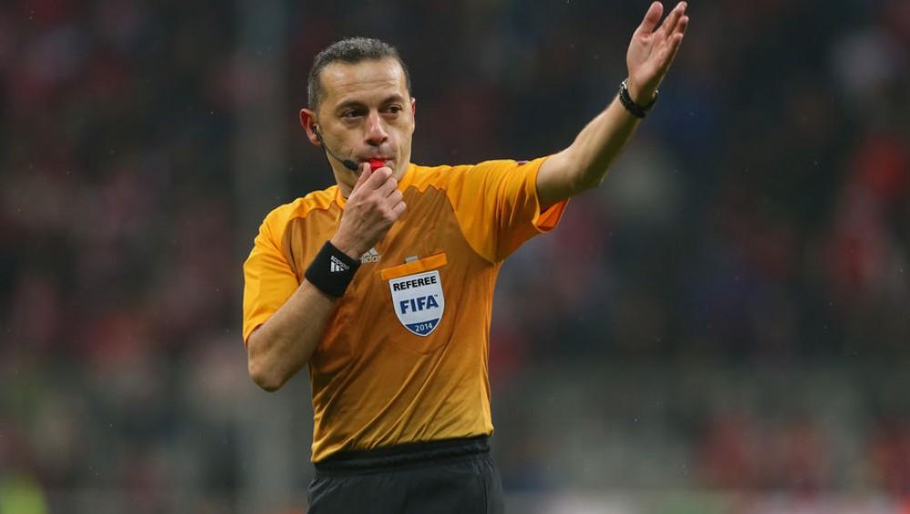 UEFA-dan Çakıra təyinat