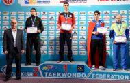 Ayxan Tağızadə Avropa çempionatında qızıl medal qazanıb