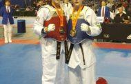 İlk gün 5 medal: Təmsilçimiz Avropa çempionunu məğlub etdi - Foto