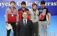 AGF Kuboku-2017: 6 qızıl, 1 gümüş və 4 bürünc medal