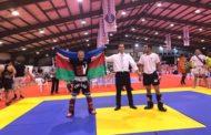Eduard Məmmədov Dünya oyunlarının qalibi oldu
