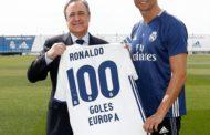 Florentino Peresdən Ronaldoya hədiyyə
