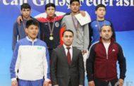 İlk gün 3 qızıl, 1 gümüş və 7 bürünc medal