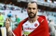 İslamiada: Azərbaycanlı atlet Türkiyəyə qızıl qazandırdı - Foto
