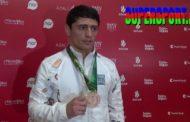 """Rəsul Çunayev: """"Bürünc medal da dəyərlidir"""" - Video"""