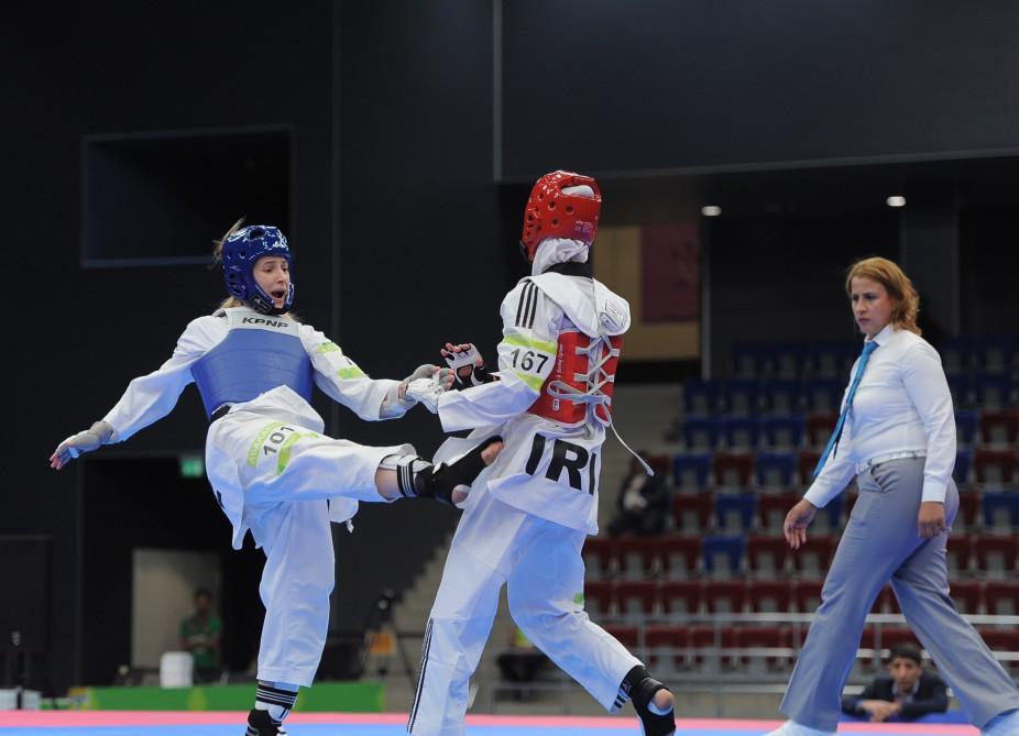 Patimat Abakarova İslamiadanın çempionu oldu