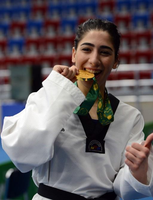 Taekvondoçularımızdan qızıl və gümüş medal