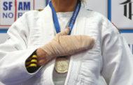 Zülfiyyə Hüseynova Avropada birinci oldu