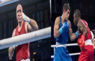İki boksçumuz yarımfinalda