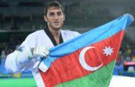 Olimpiya çempionumuzdan bürünc medal