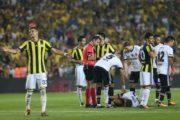 İstanbulda dramatik gecə: 2 penalti, 5 qırmızı vərəqə, 3 qol - Video