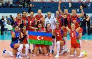 Voleybolçularımız yarımfinalda - Avropa çempionatı