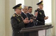 Çevik Polis Alayında cüdo zalının açılış mərasimi keçirilib - Fotoreportaj
