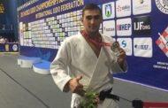 Cüdoçumuz erməniyə qalib gələrək qızıl medal qazanıb
