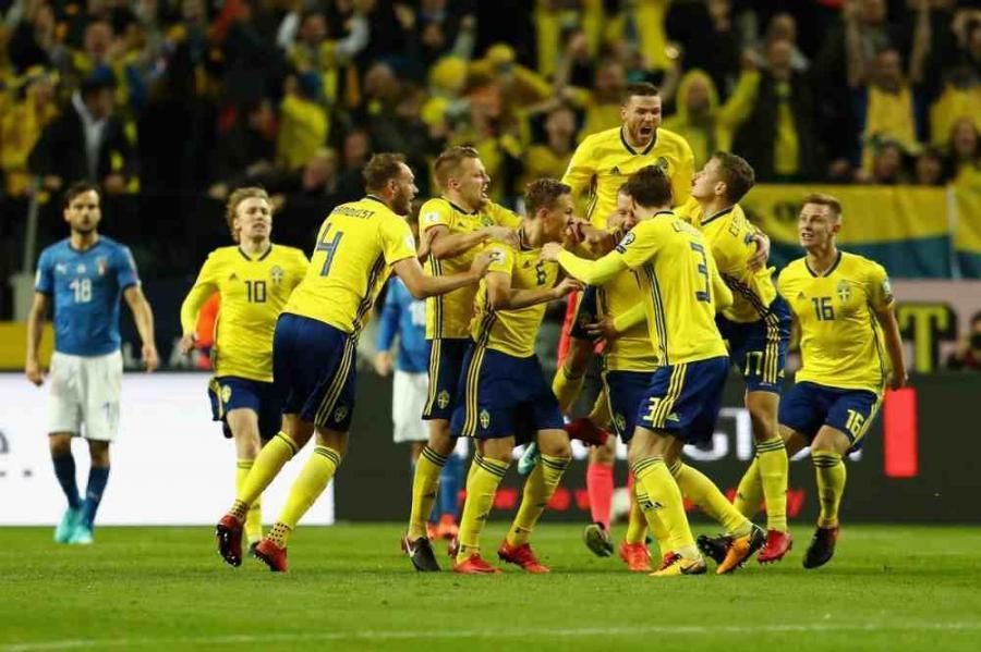 İsveç 1 qolla sevindi - Video