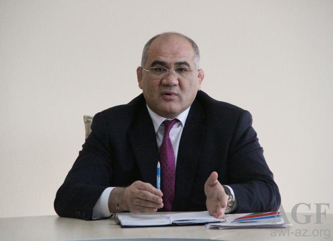 Firdovsi Umudov: