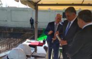 Beyləqan Olimpiya İdman Kompleksinin təməli qoyulub