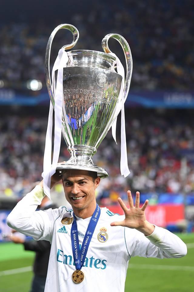 Ronaldodan vida məktubu