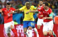 Braziliya İsveçrə qarşısında büdrədi - Video