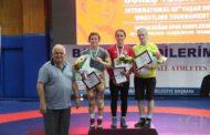 Güləşçilərimiz İstanbulda 7 medal qazandı