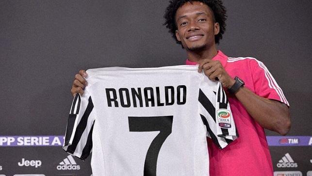 Kuadradodan Ronaldoya jest