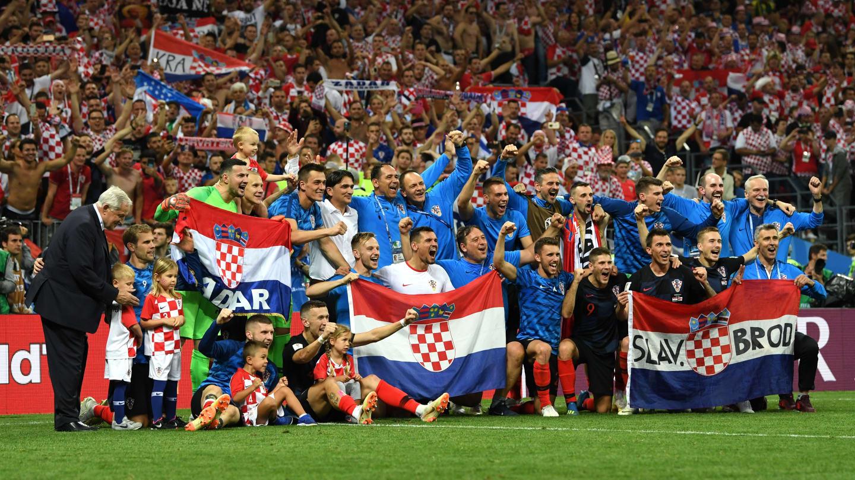 Xorvatiya yığmasını finala aparan iki qol - Video