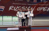 Həsənlidən Rusiyada qızıl medal