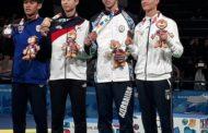 Cavad Ağayev bürünc medal qazandı
