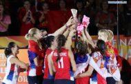 Serbiya dünya çempionu oldu