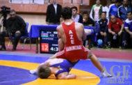 Əli Rəhimzadə dünya çempionatında gümüş medal qazandı