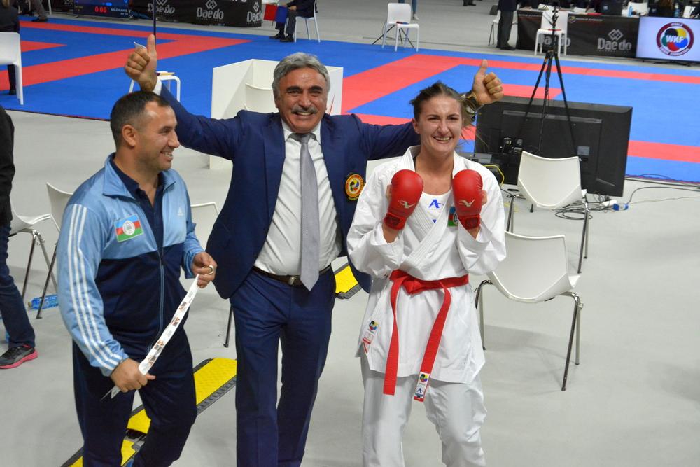 Millimizin legioneri finalda, Rafael Ağayev uduzdu - Şəkil
