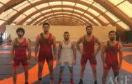 2 güləşçimiz dünya çempionatının yarımfinalında - YENİLƏNİR