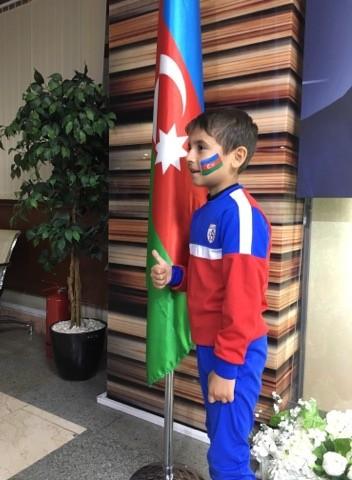 Azərbaycanlı futbolçu