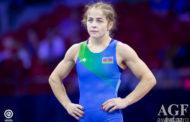 Mariya qızıl, Elmira gümüş, Alyona bürünc medal qazandı