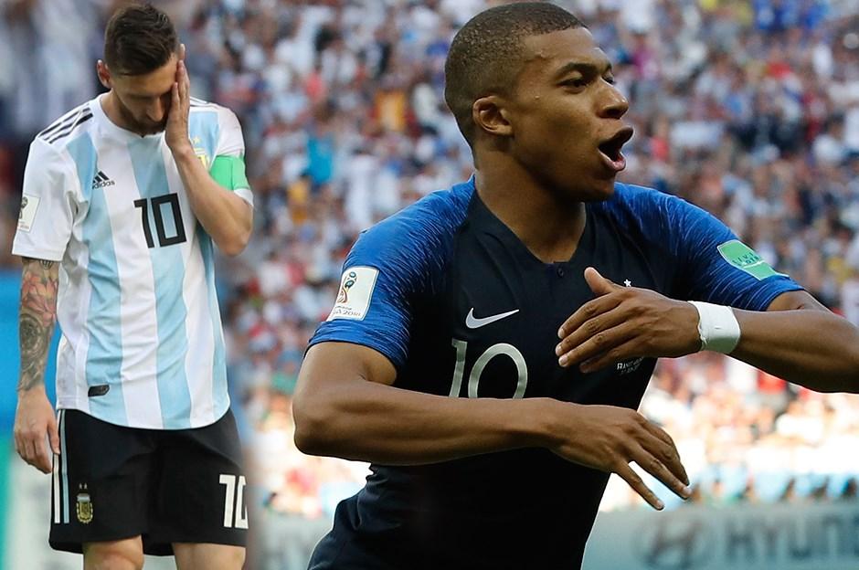 Dünyanın ən qiymətli futbolçusu - Mbappe