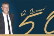 Vəli Qasımov üçün yoldaşlıq oyunu
