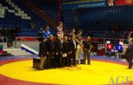 15 güləşçimizdən 2 medal