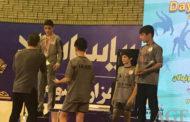Yunan-Roma güləşçiləri İrandan beş medalla qayıdır