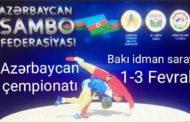 Sambonun 80 illiyində Azərbaycan çempionatı - bu gün başlayır