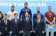 İstanbuldan 5 medalla