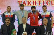Azərbaycan İranda ikinci oldu