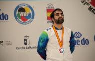 Rafael Ağayev gümüş medalla kifayətləndi