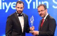 Ramil Quliyev - Türkiyədə ən yaxşı idmançı - Foto