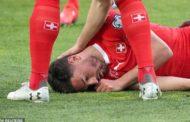 Avro-2020-nin oyununda futbolçu ölümlə üzləşdi - Foto
