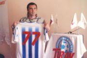 Ukrayna yığmasının keçmiş futbolçusu