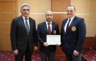 Azərbaycanlı karate mütəxəssisləri üçün beynəlxalq seminar