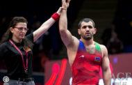 Cəbrayıl Həsənov final görüşünə çıxmadan Avropa çempionu oldu