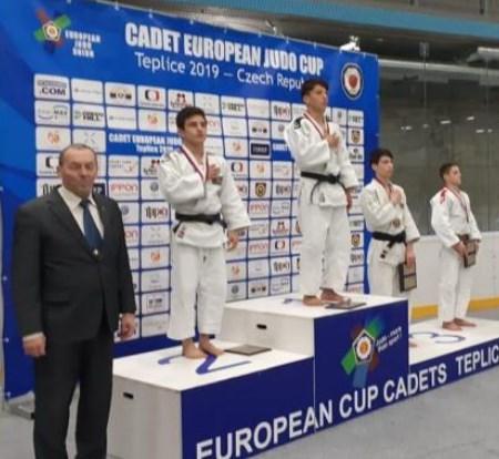 Azərbaycandan Avropa Kubokunda 8 medal