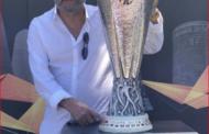 Türkiyə futbol mütəxəssisi Bakıda - Foto