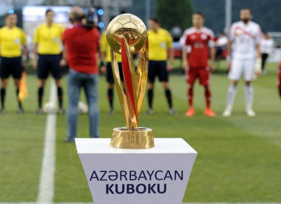 Azərbaycan Kubokunda finalın vaxtı